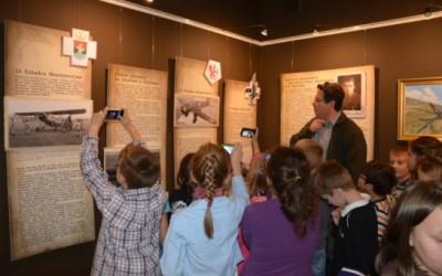 Radzymińska szkoła z wizytą w Muzeum